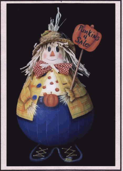 Punkins for Sale - E-Packet - Mary Jo Gross