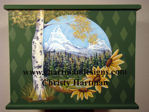 Wedding Box - E-Packet - Christy Hartman