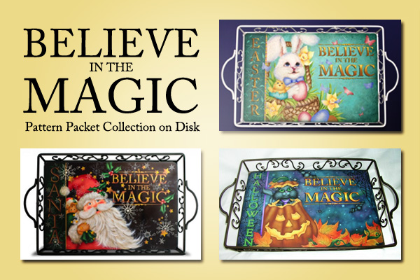 Believe In The Magic Collection