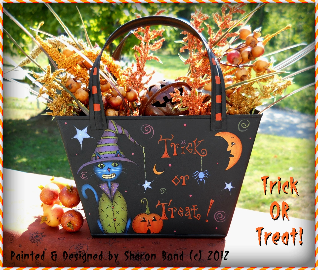 Trick or Treat - E-Packet - Sharon Bond