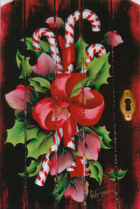 Candy Canes, Holly & Ivy - E-Packet - Patty Stouffer