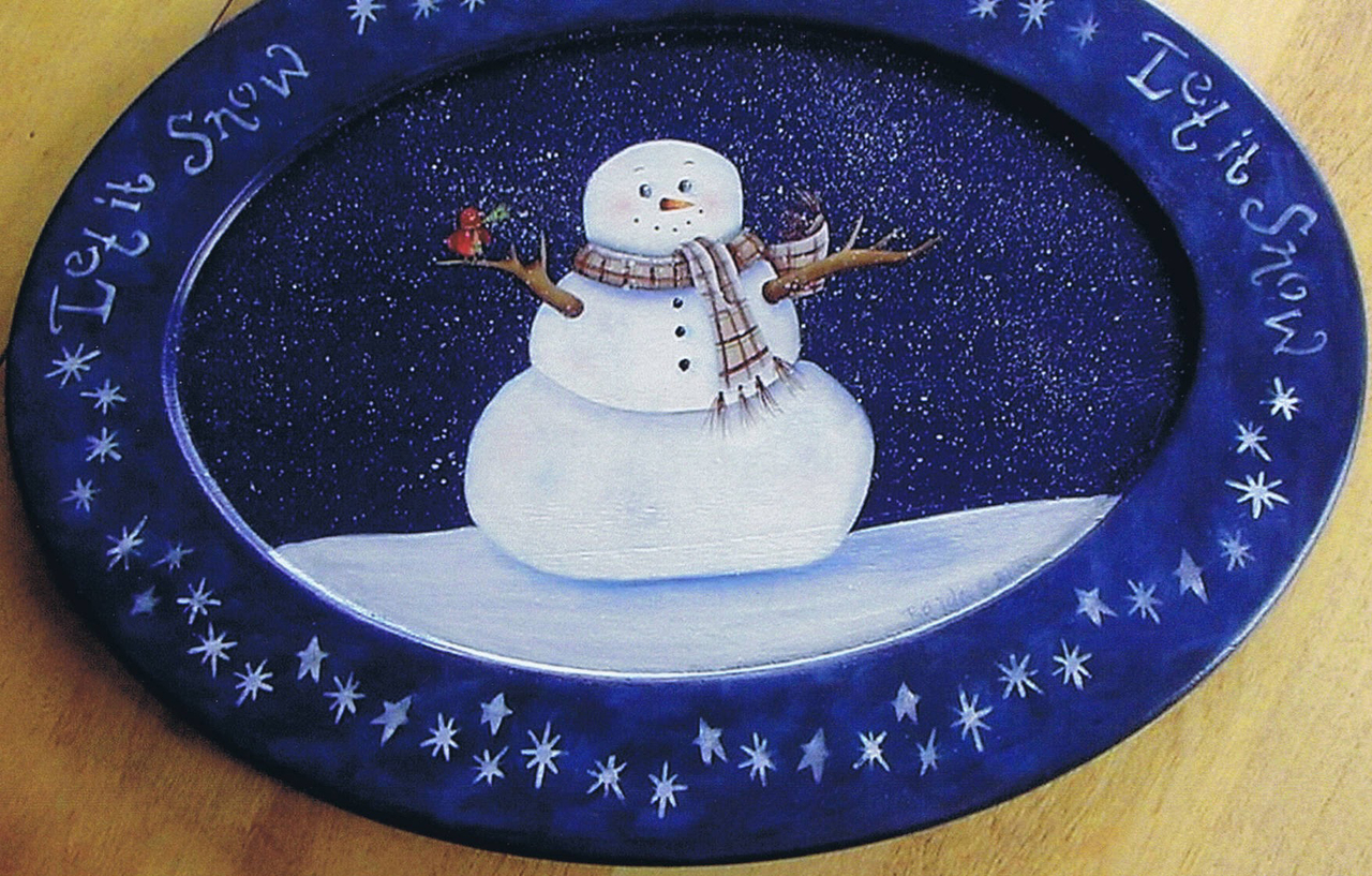 Let It Snow - E-Packet - Ruth Veley