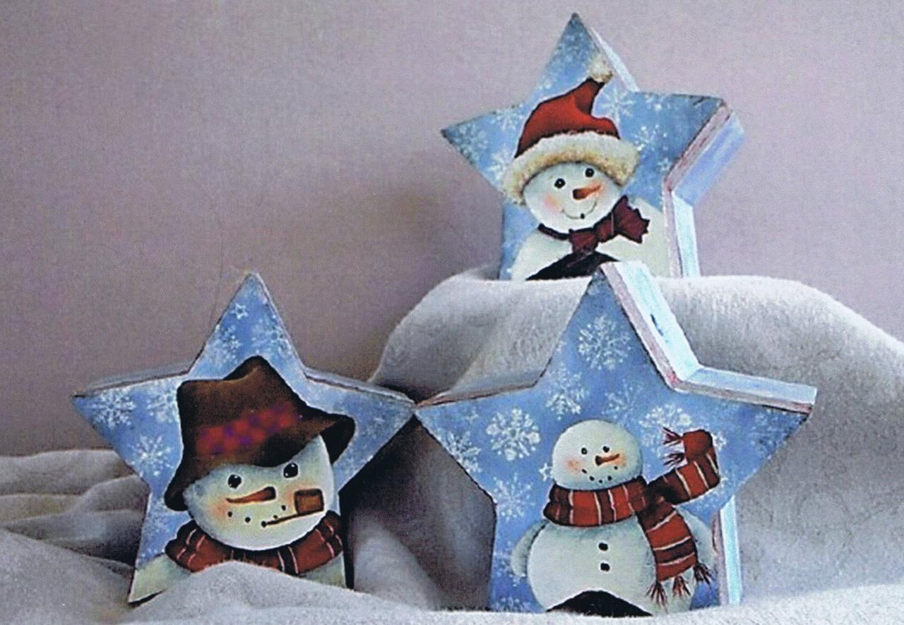 Snow Family - E-Packet - Ruth Veley