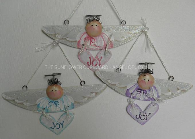 Angel Of Joy - E-Packet - Pat Jarrett