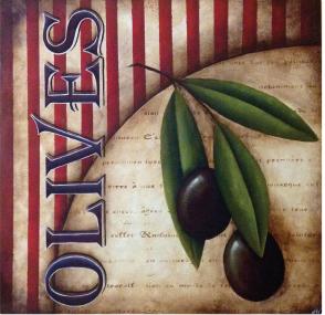 Bold Vintage Olives - E-Packet - Tracy Moreau