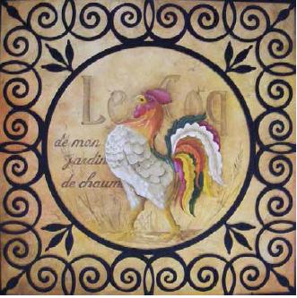 Le Coq - E-Packet - Tracy Moreau