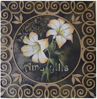 Amaryllis - E-Packet - Tracy Moreau