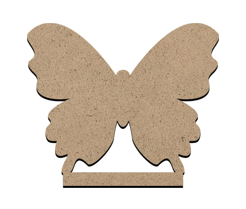 """Standing Word Bling Surface - Butterfly - Mini - 3 3/8"""" x 2 7/8"""""""
