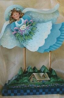 Summer Blue Angel - E-Packet - Yvonne Kresal