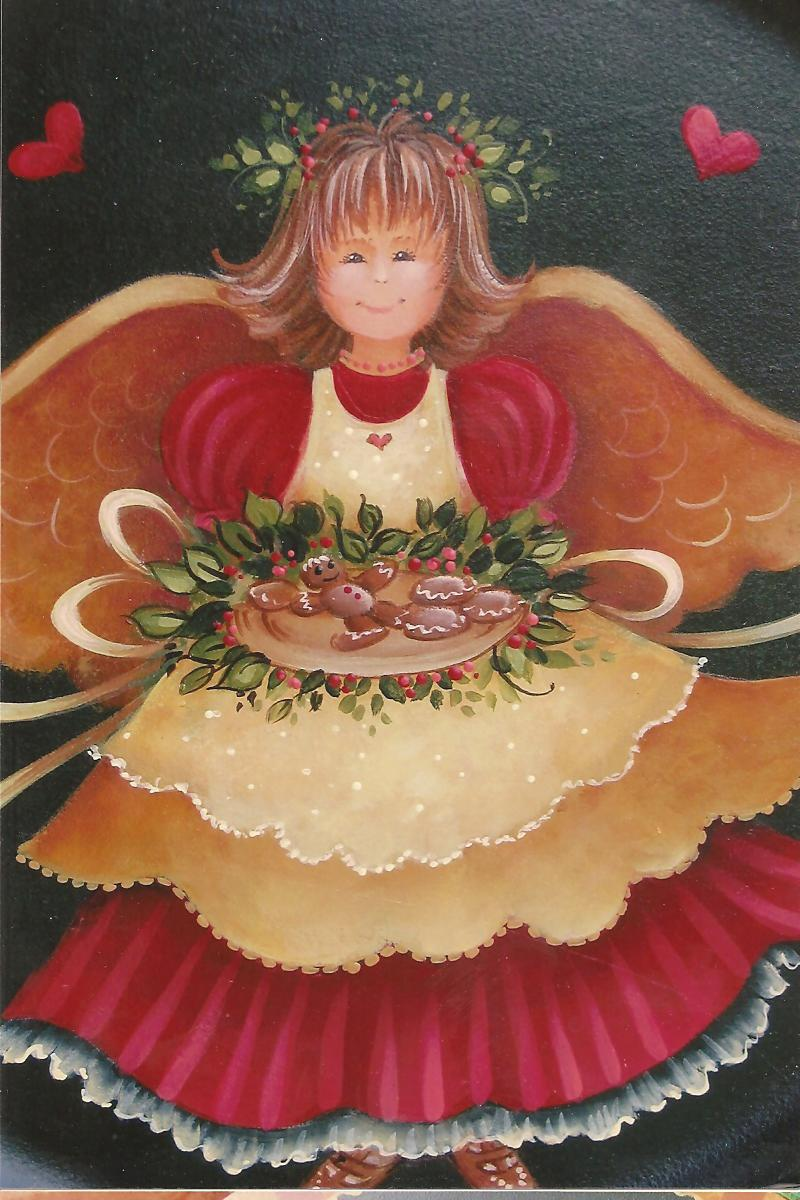 Angel Gifts Box - E-Packet - Yvonne Kresal