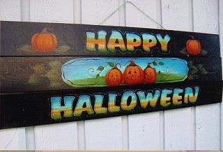 Happy Halloween Steps/Sign - E-Packet - Yvonne Kresal