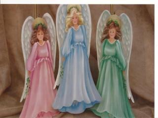 Angel Trio - E-Packet - Yvonne Kresal