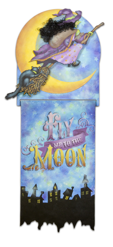 Fly Me to the Moon - E-Packet - Patricia Rawlinson