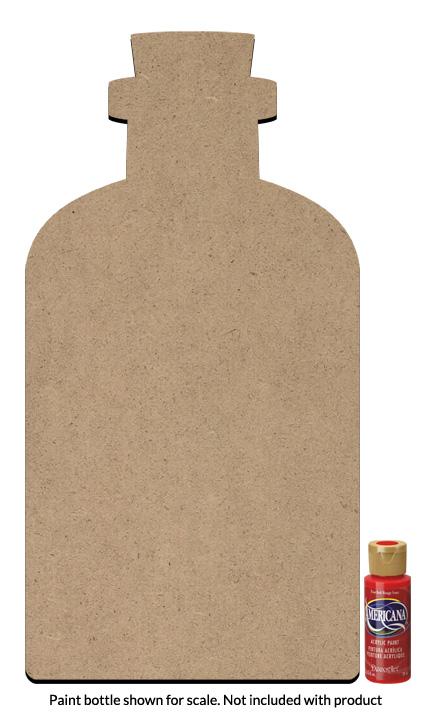 "Apothecary Bottle Surface - Large - 18"" x 9-1/4"""