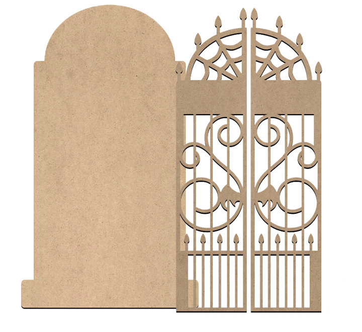 Sepulchre Tombstone and Gate