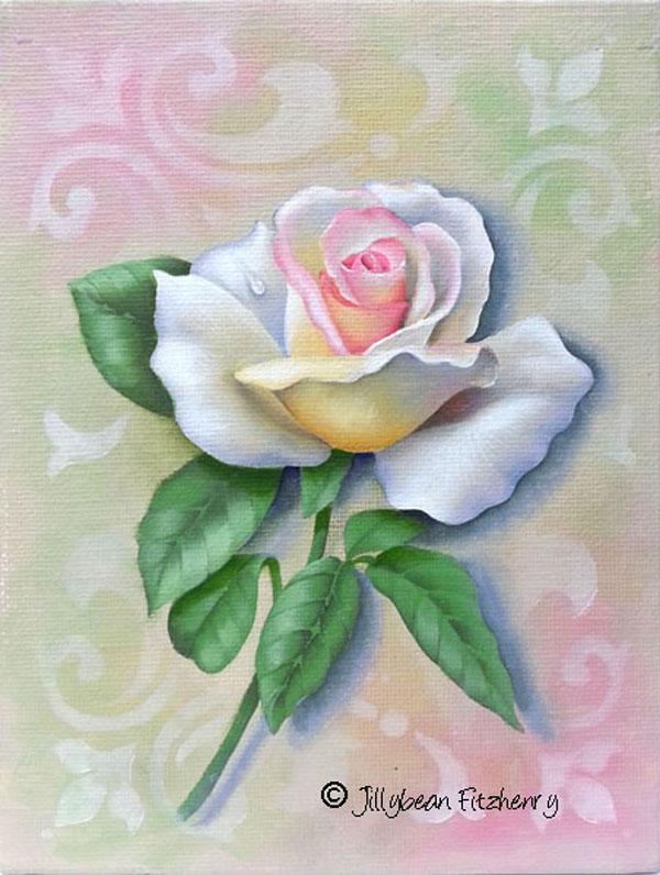 Rose Delight - E-Packet - Jill Fitzhenry