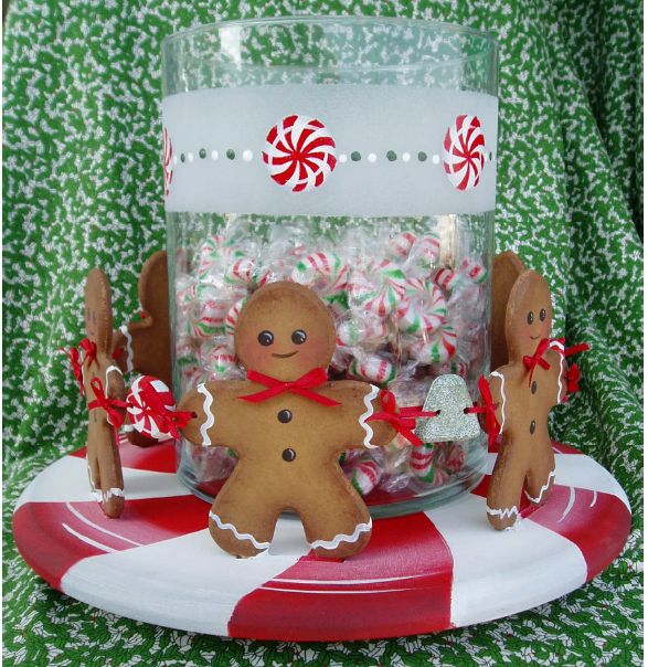 Candyland Center Piece - E-Packet - Wendy Fahey