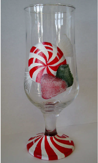 Candyland Glasses - E-Packet - Wendy Fahey