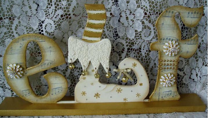 Cream Elf - E-Packet - Wendy Fahey