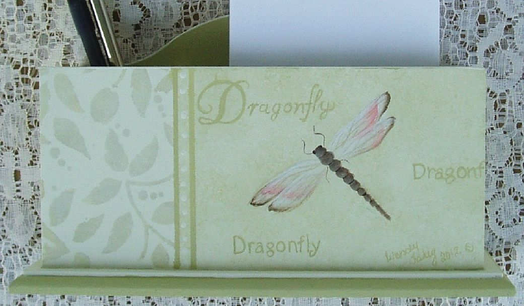 Dragonfly Keeper - E-Packet - Wendy Fahey