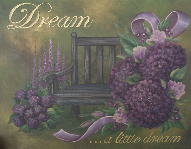Dream A Little Dream - E-Packet - Wendy Fahey