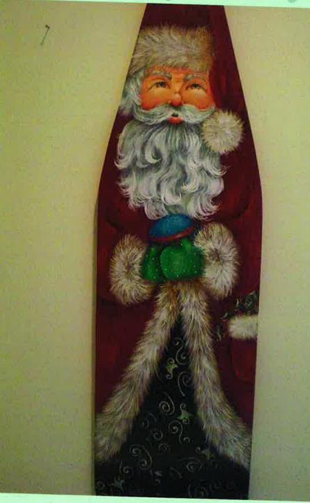 Old World Santa - E-Packet - Judy Ribitch