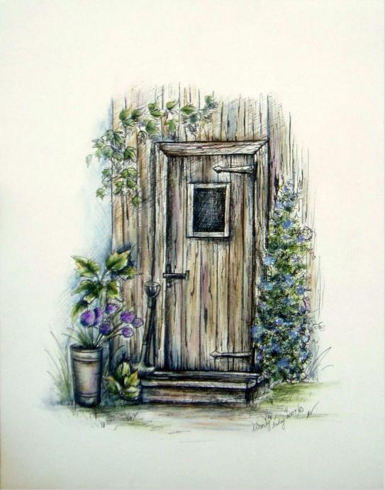 Gardeners Getaway - E-Packet - Wendy Fahey