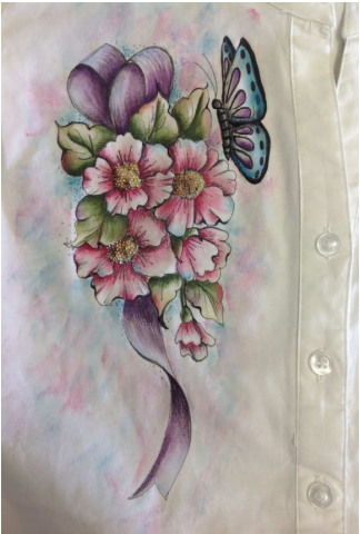 Inked Blossoms - E-Packet - Wendy Fahey