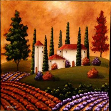 Italian Autumn - E-Packet - Rebecca Trimble