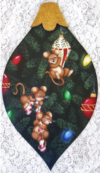 Mousetails Tree Trimming - E-Packet - Wendy Fahey