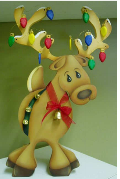 Olive the Other Reindeer - E-Packet - Wendy Fahey