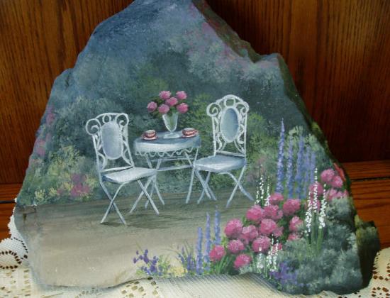 Tea In the Garden - E-Packet - Wendy Fahey