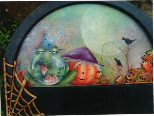 Frog Magic - E-Packet - Sonja Richardson