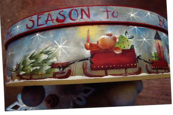 Tis the Season To Be Jolly - E-Packet - Sonja Richardson