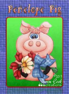 Penelope Pig - E-Packet - Sharon Cook