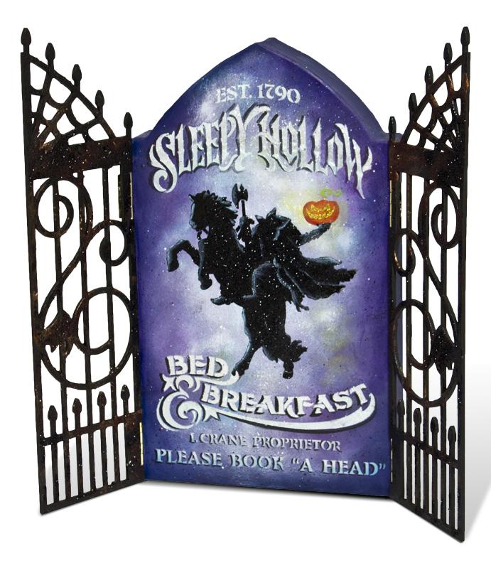 Sleepy Hollow B&B Pattern Packet - Patricia Rawlinson