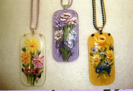 Domino Spring Bouquet - E-Packet - Tami Carmody