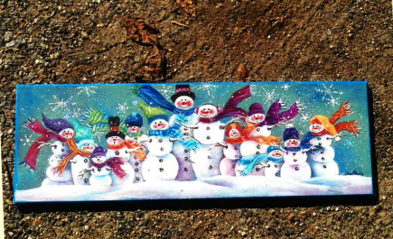 Alice's Snow Family E-packet - Donna Scully