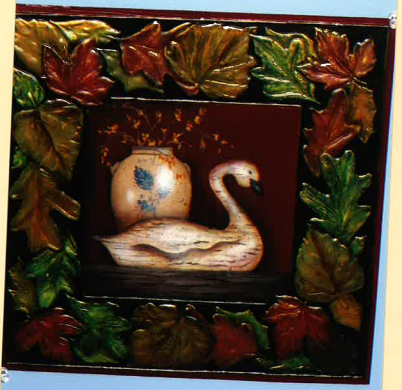 Fall Leaves Still Life - E-Packet - Donna Scully