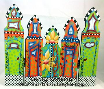 Blessings In A Polka Dot Neighborhood - E-Packet - Christy Hartman