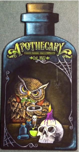 Dr. Hoots Apothecary - E-Packet - Tracy Moreau