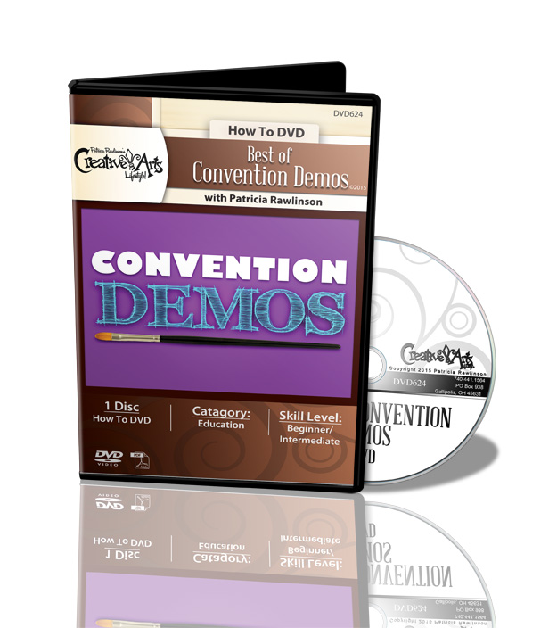 Best of Convention Demo's DVD - Patricia Rawlinson