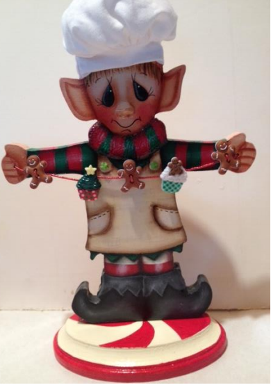 Elf Chef - E-Packet - Debbie Huska