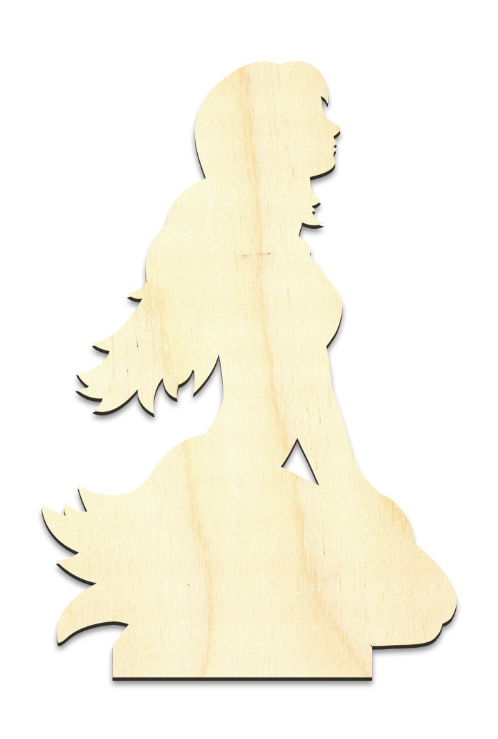 "Hopeful Fairy Figure Standing Surface - Small - 3-1/4"" x 4-3/4"""