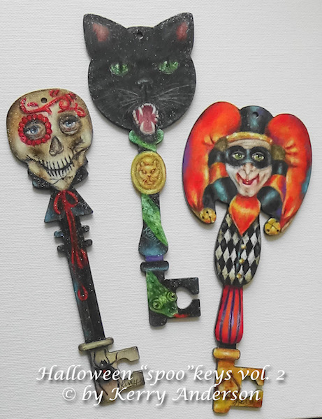 "Halloween ""Spoo"" Keys Vol. 2 - E-Packet - Kerry Anderson"