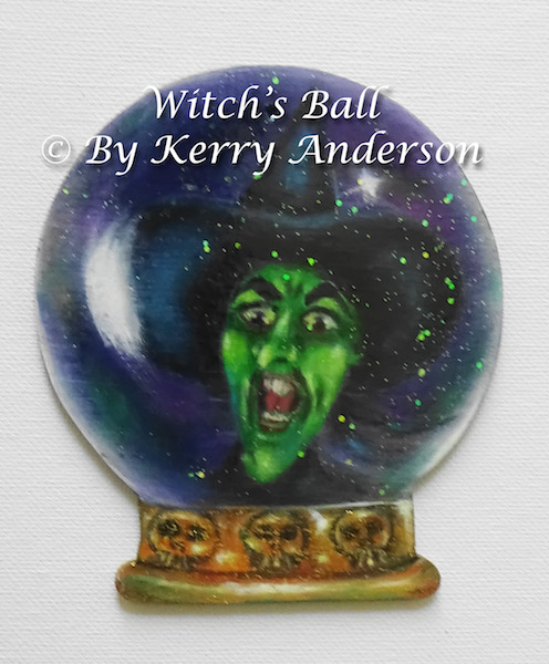 Witch's Ball - E-Packet - Kerry Anderson