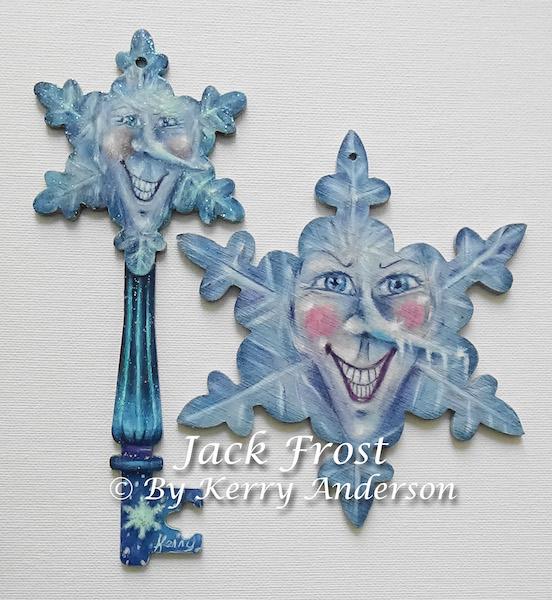 Jack Frost - E-Packet - Kerry Anderson