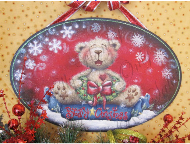 Beary Christmas - E-Packet - Holly Hanley