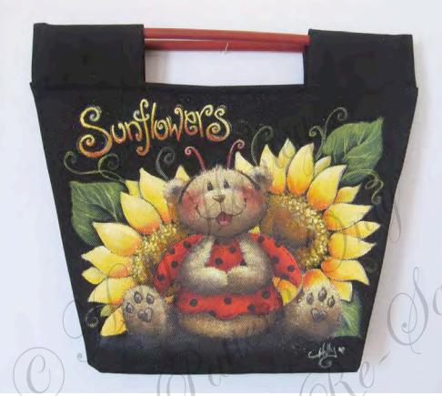 Sunflowers - E-Packet - Holly Hanley