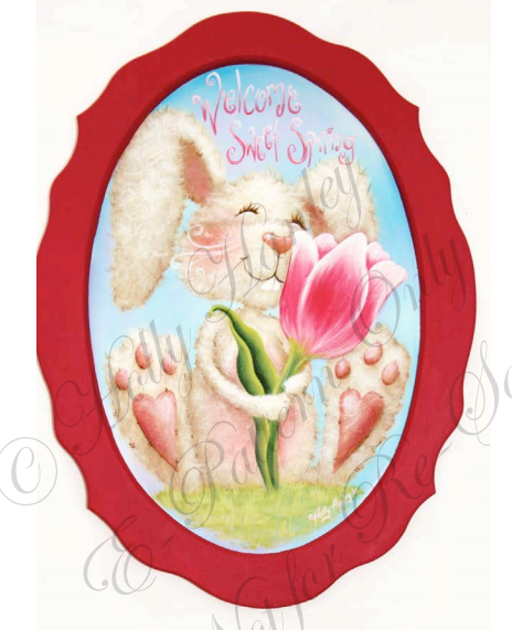 Welcome Sweet Spring - E-Packet - Holly Hanley